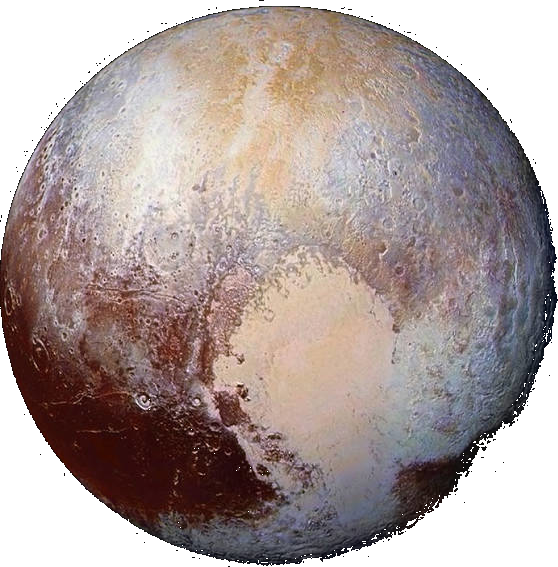 Have you heard about Pluto?